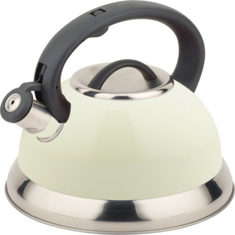 Stainless Stove Top Induction Whistling Kettle