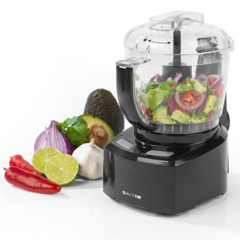 8-in-1 Compact Prep Pro Mini Food Processor