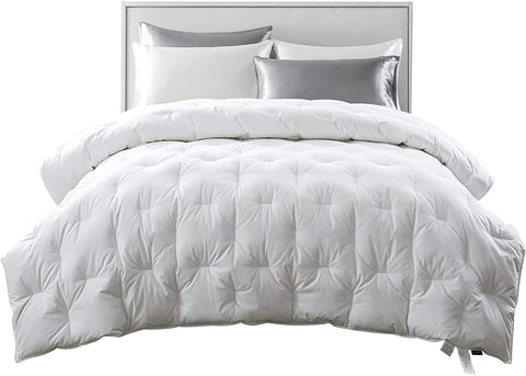 Natural White Down Duvet