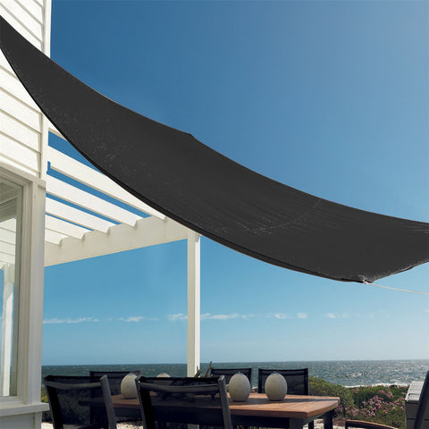 Shade Sail Canopy Screen