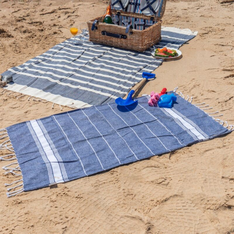 Pure Cotton Beach/Travel Towel