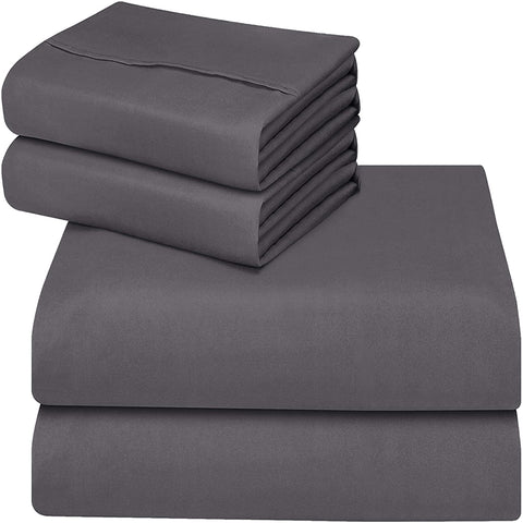 Bed Sheet Set- Flat Sheet,