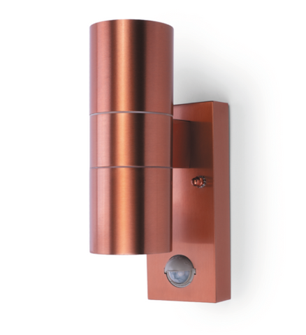 LED Copper Fitting Wall Light