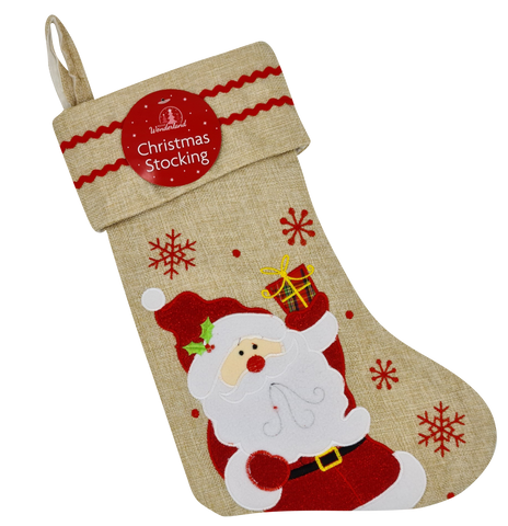 Re-useable Christmas Stocking