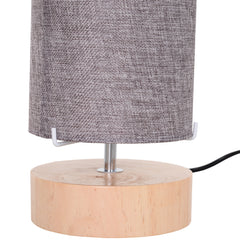 120cm Tall Fabric Lamp