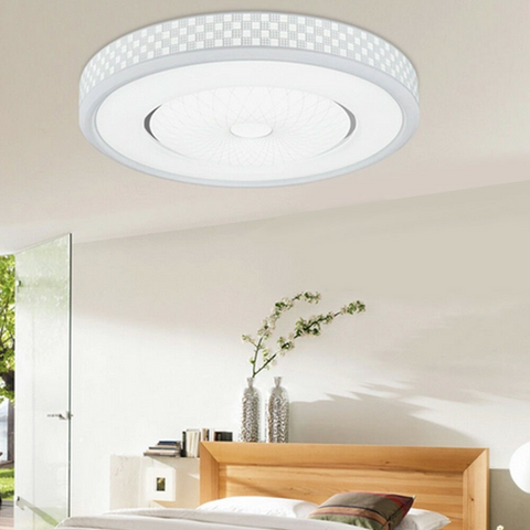 Round LED Panel Ceiling Light