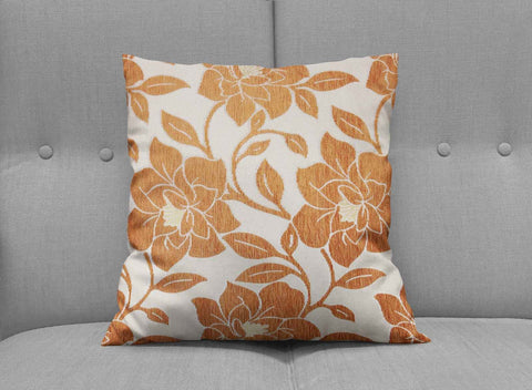 Luxury Orange Mix Filled Cushions