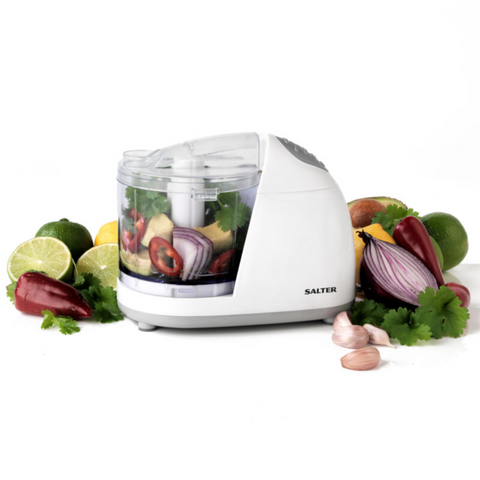 Mini Kitchen Electric Food Chopper Processor