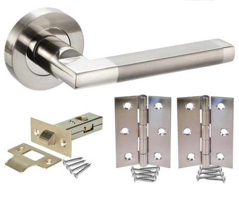 Modern Interior Door Handle Pack