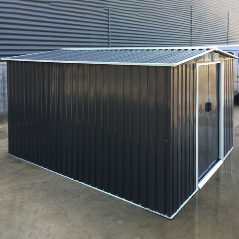 Metal Tool Outdoor Shed Foundation