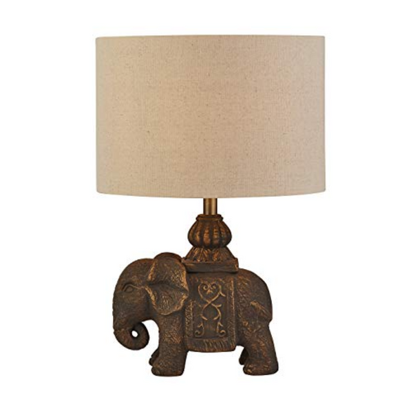 Beautiful Elephant Base Table Lamp