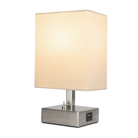 Desk/Bedside Small Table Lamp
