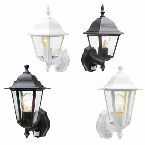 Outside PIR Security Wall Lamp