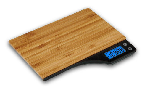 Wooden Digital Electronic Kitchen Scale