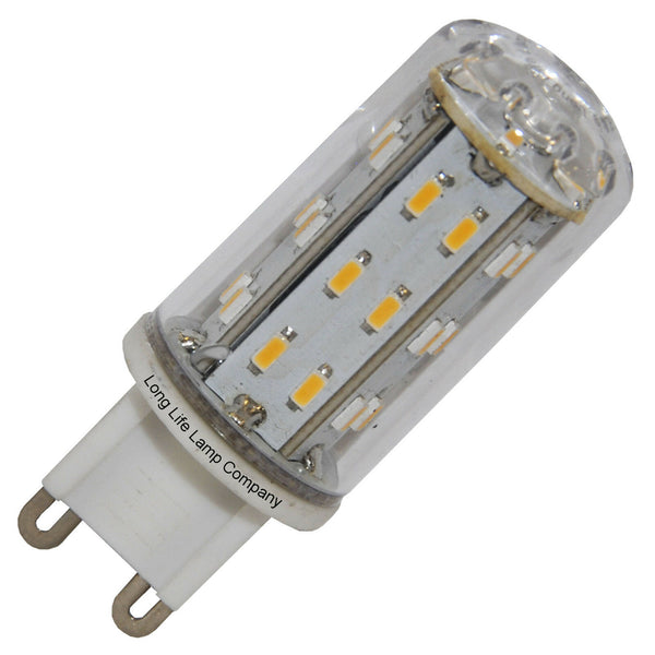 2 x G9 35 SMD LED Light Bulb