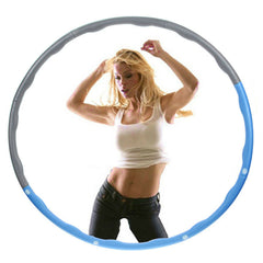 HULA HOOP ABS WORKOUT