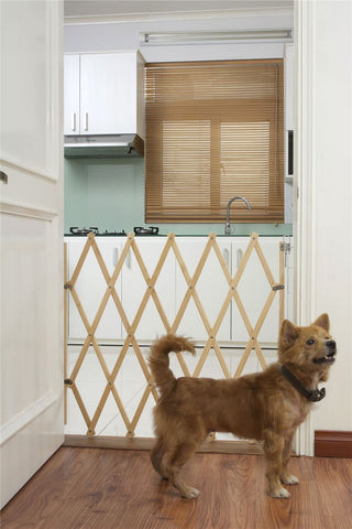 Expandable Screw Pet Barrier/ Gate