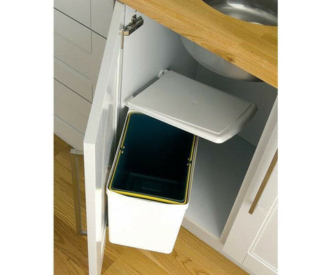 Under Sink 16 Litres Kitchen Waste Bin
