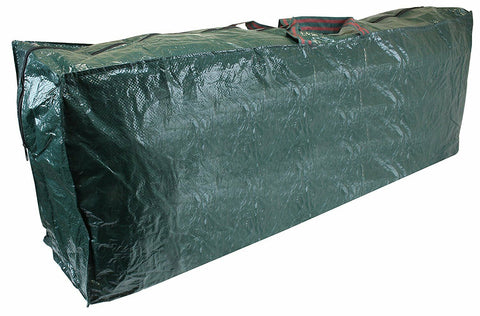 Large Dark Green Heavy Duty Christmas Tree Storage Bag