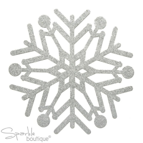 Christmas Party / Wedding Snowflake Mat