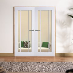 Rebated French Internal Door (Pair)