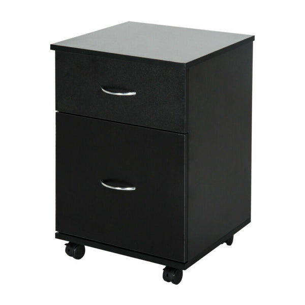 Pedestal Mobile Office Filing Cabinet