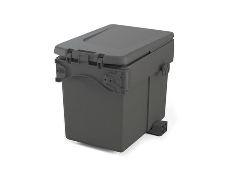 Automatic Lid Cabinet Opening Bin