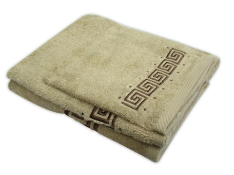 Luxury 100% Cotton Greek Bath Towel