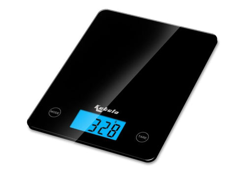 5kg Black/White Digital Weighing Scale