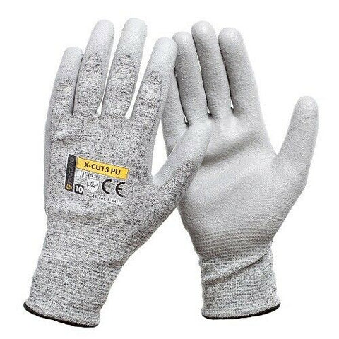 ANTI CUT WORK SAFETY GLOVES
