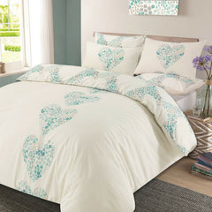 Lizzy Love Hearts Duvet Set