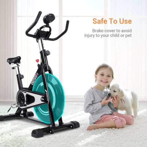 Home Gym Bicycle For Cardio Fitness Training