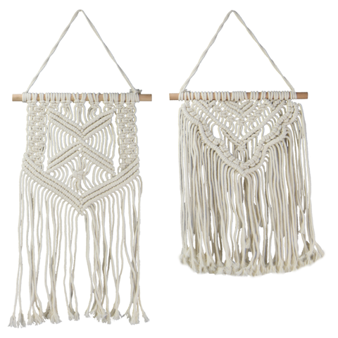 Macrame Wall Hangings