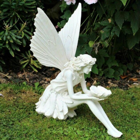 Fairy Large Antique Decor