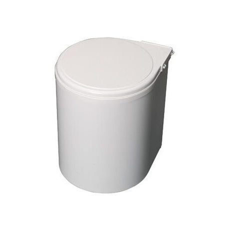 Under Sink Plastic Automatic Kitchen Waste Bin