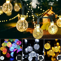 LED Outdoor String Lights