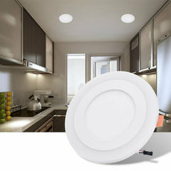Round Panel Down LED Ceiling Light