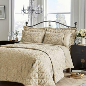 Luxury Jacquard Quilt Cover