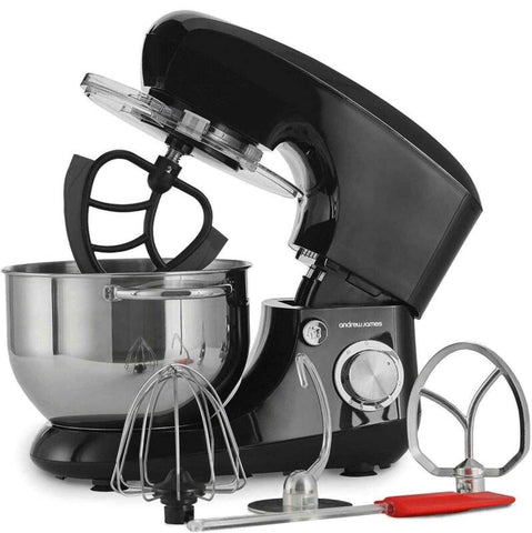 Electric Food Mixer with Spatula