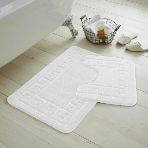 NON SLIP TOILET/BATHROOM RUGS