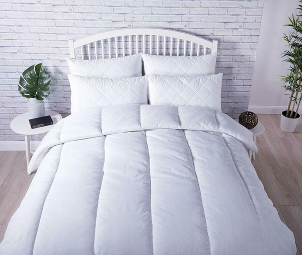 QUALITY DUVET COVER (4.5 TOG)