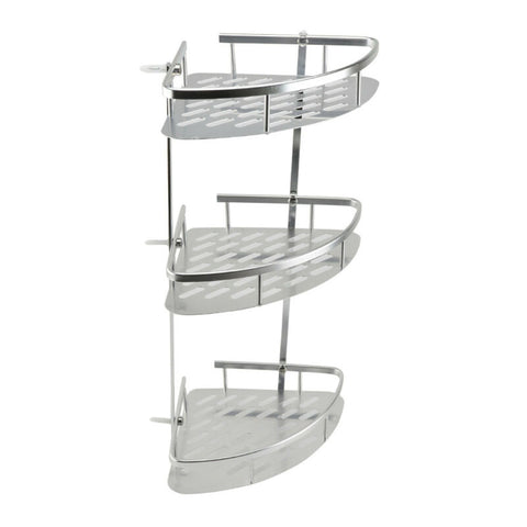 3 Tier Adjustable Shower Rack