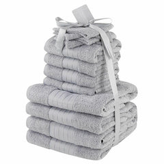 Luxury 100% Cotton 12 PC Set