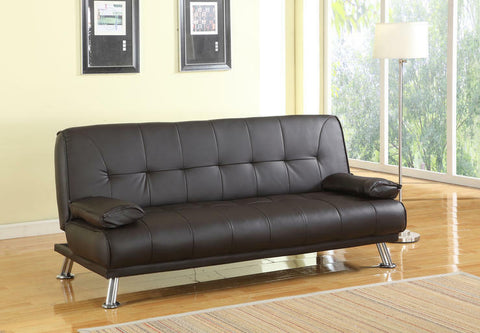 New 3 Seater Sofa/Bed Soft Faux Leather