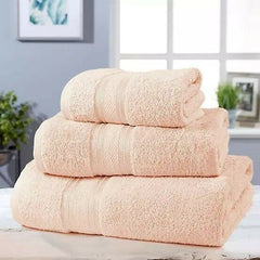 Luxury Soft Cotton Towel Set (Blossom)