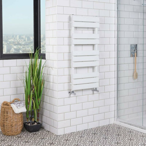 Flat Panel Bathroom Towel Radiator