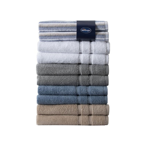 Luxury Cotton 2 Piece Hand Towel Set