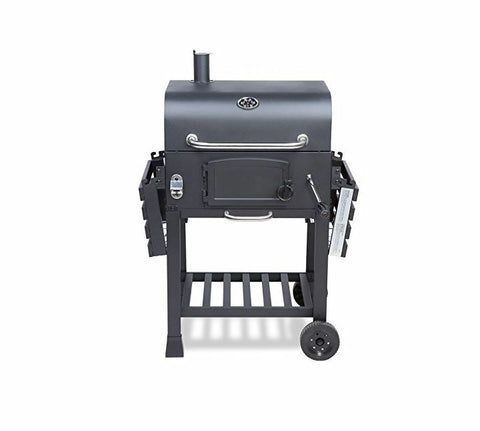 CosmoGrill Barbecue Charcoal Smoker