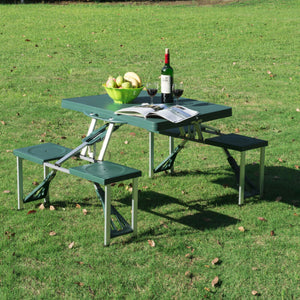Portable Folding Camping Picnic Table