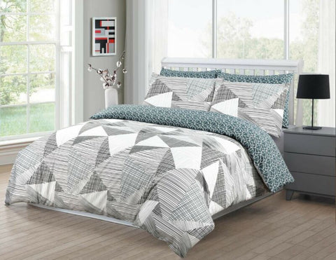 GEOMETRIC LUXURY DUVET SET